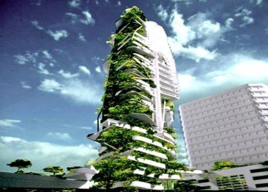 The World may likely feed its Growing Population via Vertical Agriculture by the year 2050
