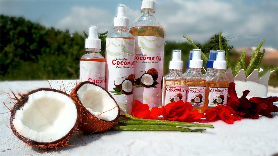 Yosher-Dan Coconut Oil – 1 Litre