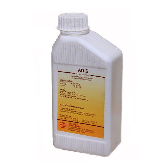 Vitamin A, D3, E (1 Liter)