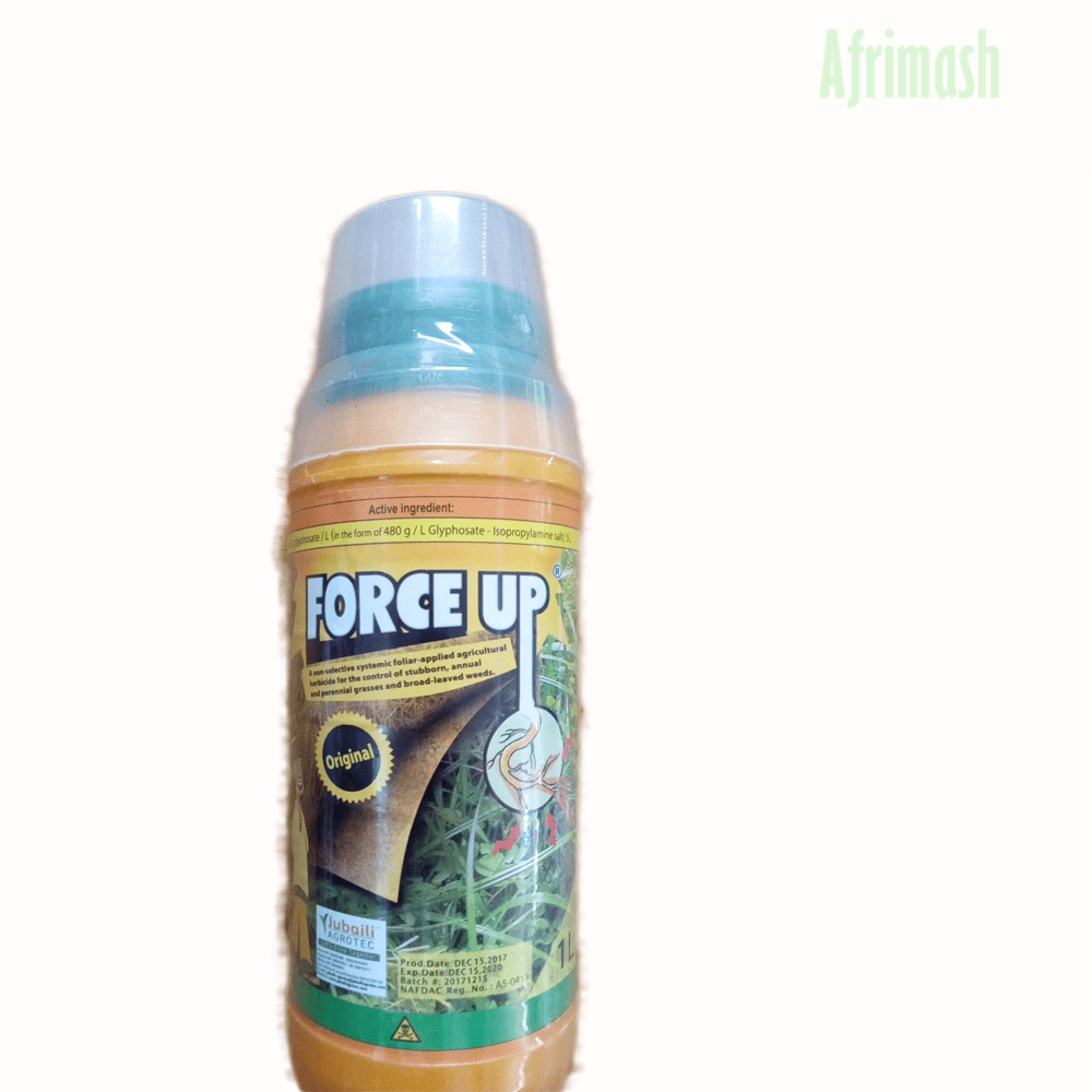 Force Up – 1 Litre Systemic Herbicide