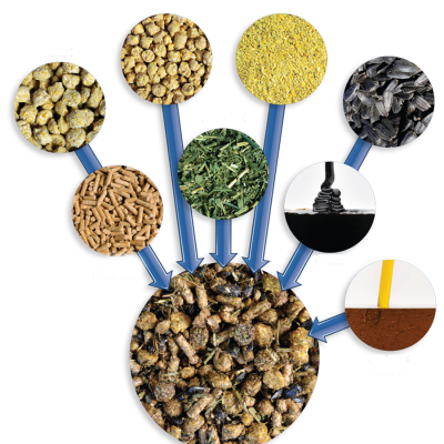 Livestock Feed Concentrates